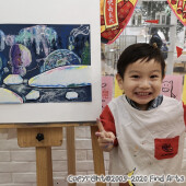 Tsuen Wan (Mar-2021) Performance Arts Class for Age3-4