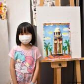 North Point (May-2021) Documentary Arts Class for Age4-5