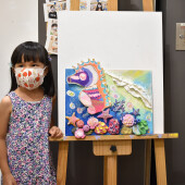 North Point (Aug-2021) Pure Arts Class for Age5-6